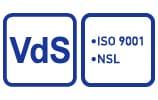 VdS-zertifiziert