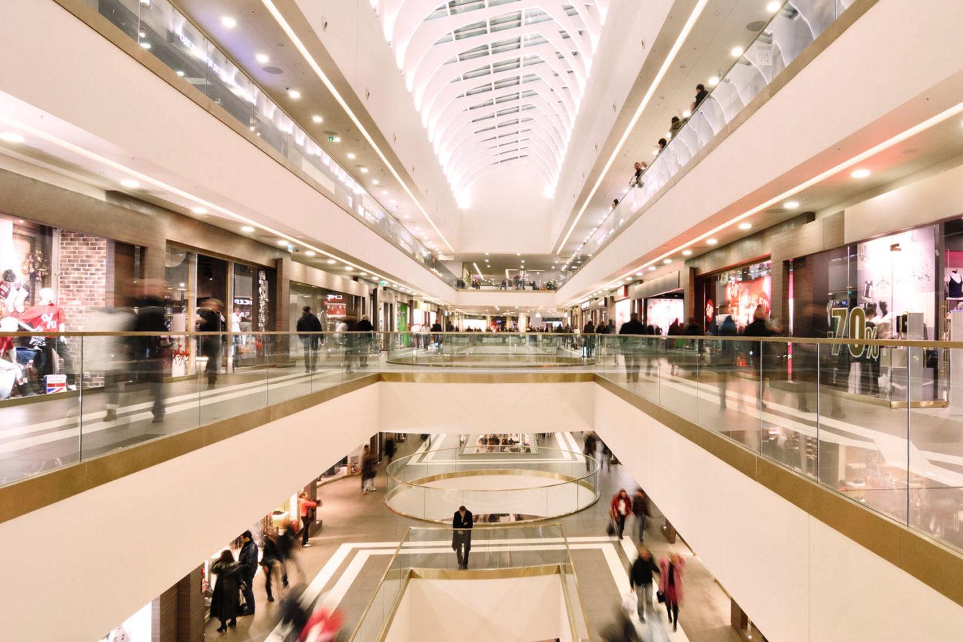 Gewerbe Einzelhandel