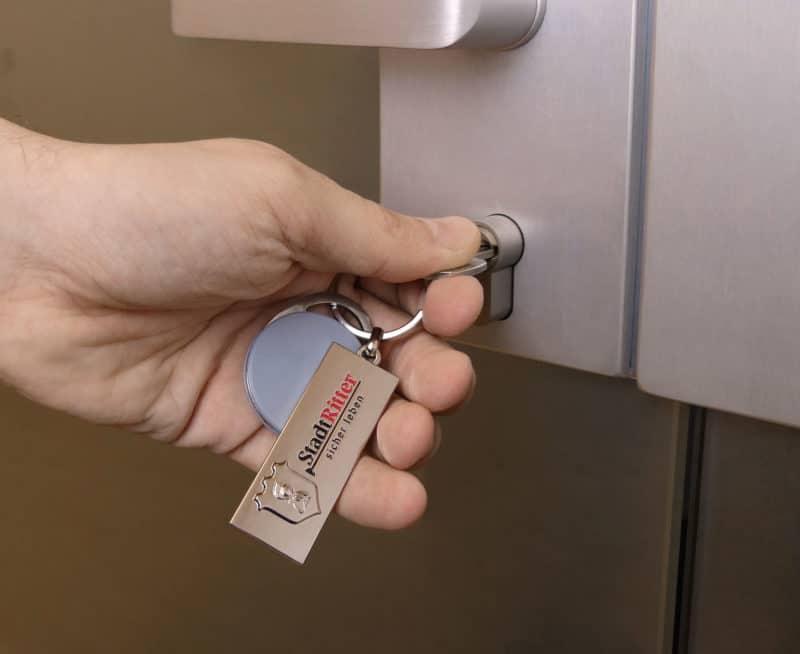 Schlüsselfundbüro